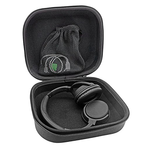JH(TM) 1PCS Full Size Large Headphone Protective Spare Hard Case Bag Box Pouch For AKG K240S K240MKII K242HD Q701 K701 K702 K712 K601 K603 K612 K550 K551 / Philips Fidelio X1 headset / ATH A2000X Earphone / Sennheiser HD770 HD880 Headphone / Beyerdynamic DT 880 DT770 headphones  available at amazon for Rs.3249