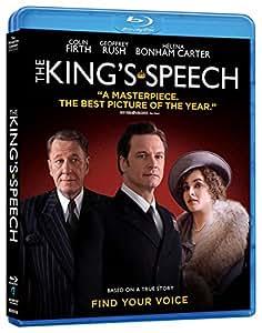 King's Speech [Blu-ray] [2010] [US Import]