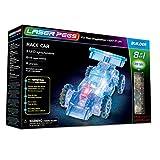 Laser Pegs 81010 Race Car 8-in-1 Building Set