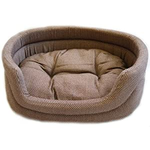 Animate Honeycomb Drop Front Soft Cat Bed from Monster Pet Supplies