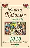 Bauernkalender für jeden Tag 2020 Tagesabreißkalender: Leben im Einklang mit der Natur - Michaela Muffler-Röhrl