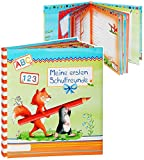 Unbekannt Mein Freundebuch -  Meine ersten Schulfreunde  - für Jungen & Mädchen / Freunde Buch - gebunden für Schule Kind - Kinder Vorschule Poesiealbum - Poesie A5 S..