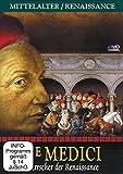 Die Medici - Herrscher der Renaissance (4 DVDs im Geschenkschuber)