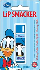 Lip Smacker - Mickey and Friends - Donald - Baume a levres parfum Muffin Myrtilles