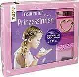 Kreativ-Set Frisuren für Prinzessinnen: Buch mit 12 Frisurenanleitungen und vielen süßen Haaraccessoires (Buch plus Material)