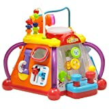 Early Education Activity Centre Toy For 18 Month Old Baby