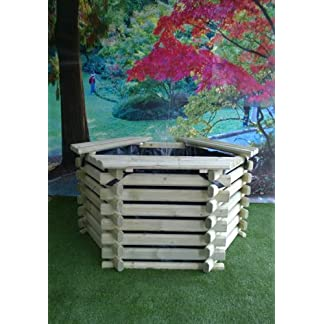 GARDEN POOL 75 GALLON WITH PVC LINER + PUMP & CABLE - FISH POND TANK GARDEN POOL 75 GALLON WITH PVC LINER + PUMP & CABLE – FISH POND TANK 51 MpZsevmL