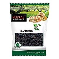 Nutraj Black Raisins Seedless 400g (2x200g)