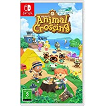 Animal Crossing New Horizon (Nintendo Switch) - UAE Version