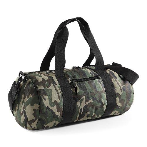 Bagbase - Sac de voyage (20 litres) (Taille unique) (Vert camouflage)