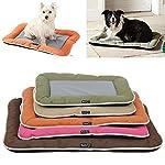 Bunty Utility Dog Bed Waterproof Washable Hardwearing Pet Mattress Mat Basket