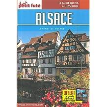 Guide Alsace 2016 Carnet Petit Futé