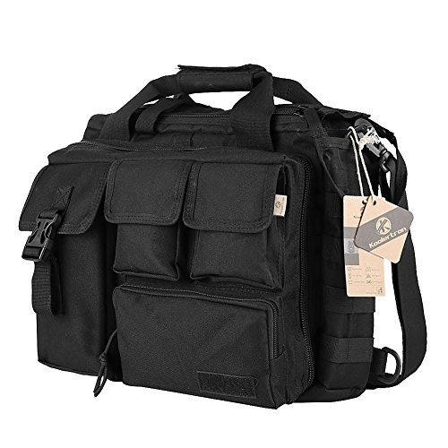 """Koolertron Nylon Military Tactical Bag 14"""" Laptop Messenger Bag,Laptop Shoulder Bag Handbag Briefcase Laptop Bag School Bag Test"""