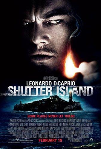 Shutter Island Cool Film Poster, Papier, A4 - Coole Film Poster