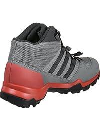 purchase cheap f6a0f 13e1e Adidas Terrex Mid GTX K, Stivali da Escursionismo Alti Unisex-Bambini, Grigio  Gritre
