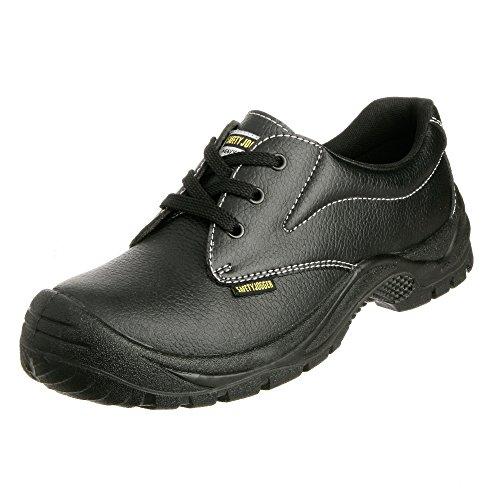Safety Jogger Sicherheitsschuh Safetyrun S1P 46 (Leder-jogger)