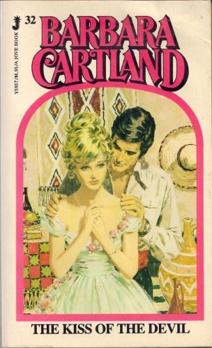 book cover of The Kiss of the Devil