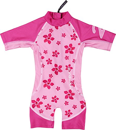 Zunblock Kinder Hawaii Uv Clothes, Pink, 86/92