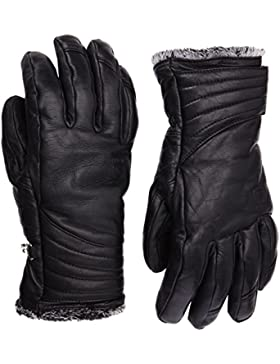 Salomon Native W - Guantes para mujer, color negro, talla XL