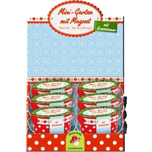 Preisvergleich Produktbild Spiegelburg 10406 Mini-Garten mit Magnet Mein Obstgarten