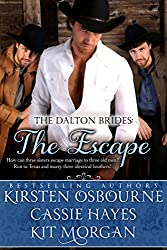 The Escape (A Prologue): A Mail Order Bride Romance (The Dalton Brides Book 1) (English Edition)