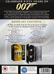 James Bond - 22 Film Collection [DVD] [1962]