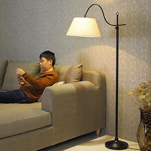 Zhang Ying ZY Nordeuropa Amerikanischen Eisen Stehleuchte Wohnzimmer Büro Studie Schlafzimmer Kreative Dekorative Beleuchtung Eisen Ohne Lichtquelle Kreative (Farbe: # 3-L)