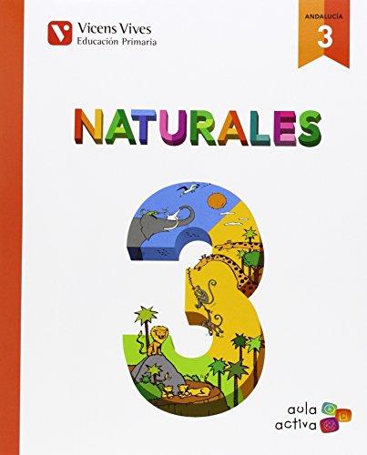 Naturales 3 andalucia (aula activa)
