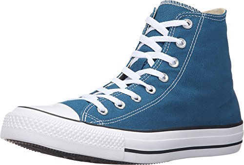 converse all star baratas cuadritos azules