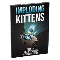 Imploding Kittens: Die erste Spielerweiterung von Exploding Kittens