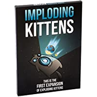 Imploding Kittens: This is the First Expansion of Exploding Kittens - ENGLISH VERSION