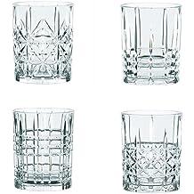 Spiegelau & Nachtmann, 4-teiliges Becher-Set , Kristallglas, 345 ml, Highland, 0095906-0