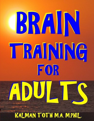 Brain Training for Adults: 133 Large Print Themed Word Search Puzzles
