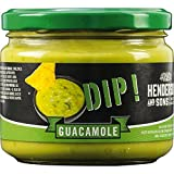 Henderson & Sons Dip Guacamole 12x300g