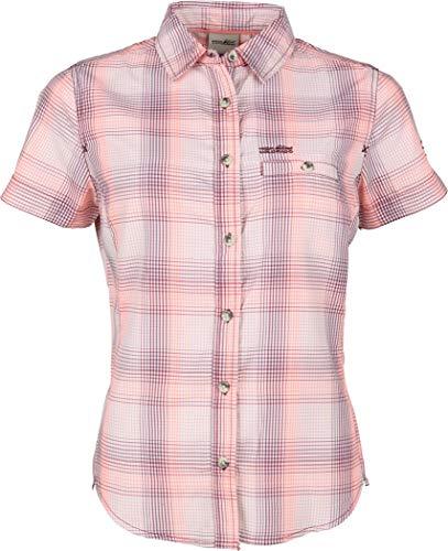 High Colorado Valletta Bluse Damen apricot Blush Größe EU 42 2019 Kurzarmshirt