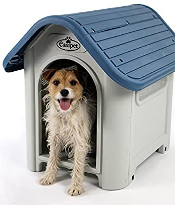 Easipet Plastic Dog Kennel Weatherproof for Indoor and Outdoor Use (940)- Only Far East Direct UK supplies item Product code FED 21940 from Easipet