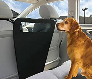 Auto Pet Barrier by Pet Parade (English Manual)
