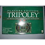 Tripoley Players Edition 1989 Version by Cadaco (English Manual)