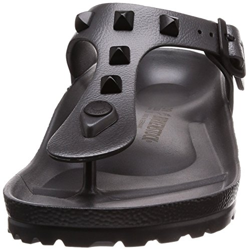 c5592cfe802 Birkenstock Gizeh EVA Regular Fit - Studded Anthracite 1007068