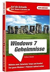 Auf die Schnelle: Windows 7 Geheimnisse