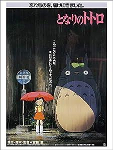 Unbekannt k840990Mi Vecino Totoro de impresión Japanese
