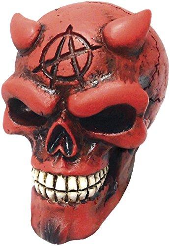Nemesis Now Red Devil Gear Knob Auto-Deko rot (Red Devil Girl)