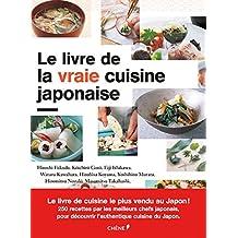 Recette japonaise livres - Cuisine japonaise sante ...