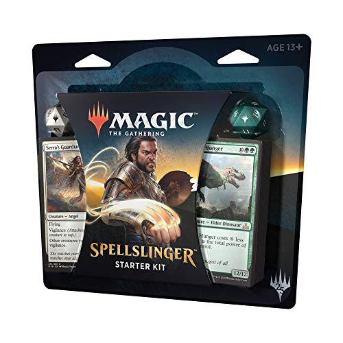 Magic The Gathering MTG-SSK-EN Spellslinger Starter Kit 2018, Multi (Karte Mit Starter-kit)