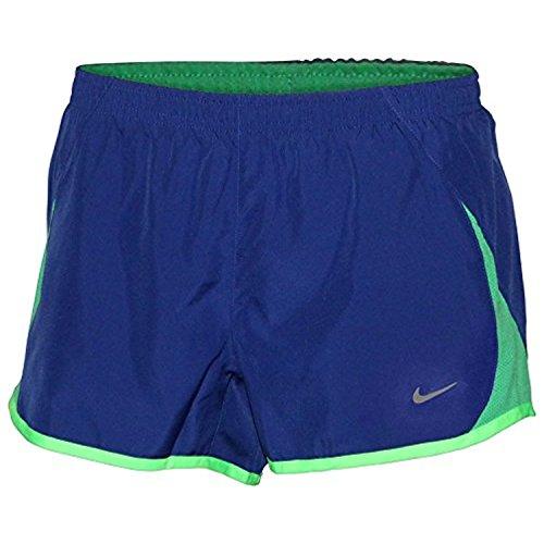 Nike Damen Pacer Gef¨¹tterte Einlegesohle Tempo Running Shorts-Marineblau-XS (Shorts Nike Rise Low)