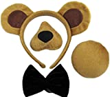 Teddy Bear With Sound - Accessory Set (accesorio de disfraz)