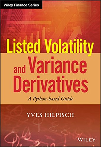 Pdf Epub Listed Volatility And Variance Derivatives A Python Based