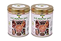 100% Organic Sprouted Ragi Mix Pack of 2 500g Each (Now in eco Friendly Steel Container)