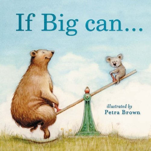 If Big Can... I Can by Beth Shoshan (2006-06-29)