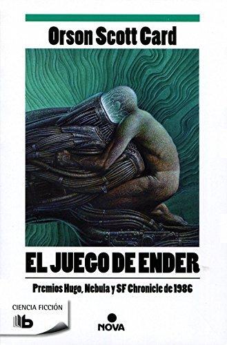 El juego de ender (premio nébula 1985) (premio hugo 1986) (bestseller zeta bolsillo) EPUB Descargar gratis!